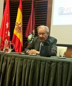 2ª Edición Premio Bernardo Vidal a los Valores Constitucionales y las Fuerzas Armadas